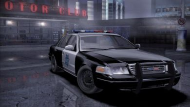 Photo of Ford Crown Victoria (Carbon)