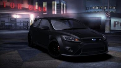 Photo of Ford Focus RS500 (Carbon)