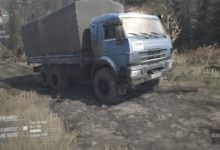 Photo of Spintires KamAZ 44108 Kamyon V08.07.20