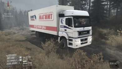 Photo of Spintires Mudrunner – KamAZ-5325 Kamyon Modu V1.0