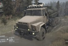 Photo of Spintires – Mudrunner – KrAZ 260 Kamyon Modu