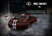 Photo of NFS Most Wanted – Lexus SC300 Araba Yaması