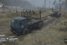 Photo of Spintires Mudrunner – Maz 5549 Kamyon Modu V1
