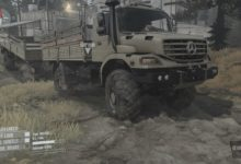 Photo of Spintires Mudrunner – Mercedes-Benz Zetros 4×4 Kamyon Modu