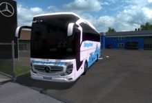 Photo of ETS2 – Mercedes-Benz Travego X 2020 Otobüs Modu V2