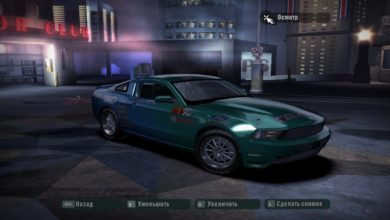 Photo of NFS Carbon – Ford Mustang GT Falken Tire