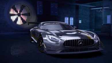 Photo of NFS Carbon – Mercedes-Benz AMG GT3