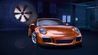 Photo of NFS Carbon – Porsche 911 GT3RS