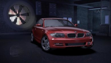 Photo of NFS Carbon – BMW 128i