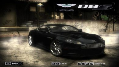 Photo of NFS Most Wanted – Aston Martin DBS 2012 Model