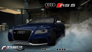 Photo of NFS Most Wanted – Audi Rs5