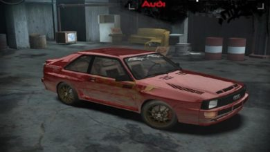 Photo of NFS Most Wanted – Audi Sport Quattro