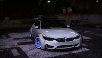 Photo of NFS Most Wanted – BMW M4 Stance Nation