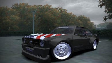Photo of NFS Most Wanted – Ford Hoonigan Escort