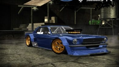Photo of NFS Most Wanted – Ford Mustang Hoonicorn