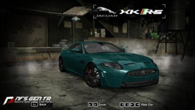 Photo of NFS Most Wanted – Jaguar XKR-S