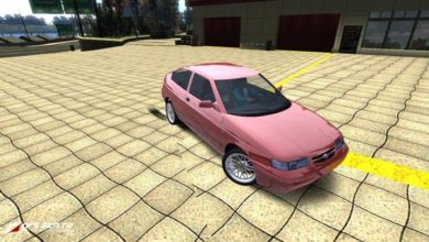 Photo of NFS Most Wanted – Lada 112 Coupe 2004 Model