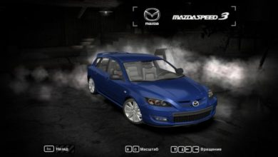 Photo of NFS Most Wanted – Mazda Speed 3