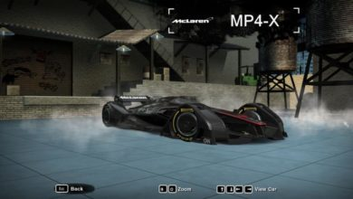 Photo of NFS Most Wanted – McLaren MP4-X [v1.1]