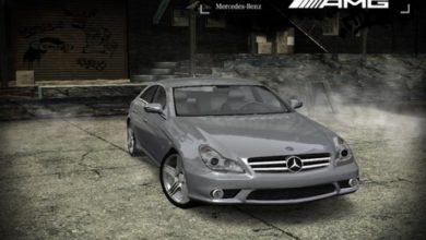 Photo of NFS Most Wanted – Mercedes Benz CLS63 AMG [v2]