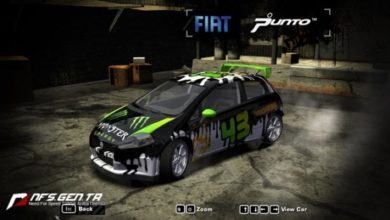 Photo of NFS Most Wanted – Monter Punto