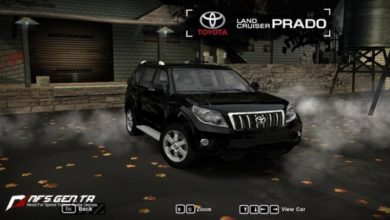 Photo of NFS Most Wanted – Toyota Land Cruiser Prado