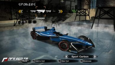 Photo of NFS Most Wanted – Various Formula E