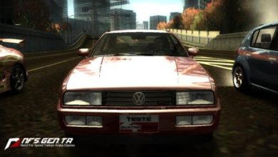Photo of NFS Most Wanted – Volkswagen Corrado VR6 1995 Model