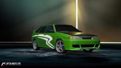 Photo of NFS Undercover – 2004 Lada Samara 2114