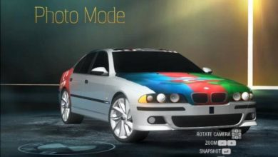 Photo of NFS Undercover – BMW M5 E39 2002 Model