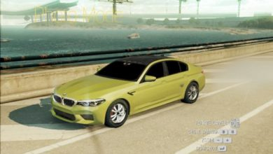 Photo of NFS Undercover – Bmw M5 F90 2018 Model