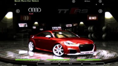 Photo of NFS Underground 2 – Audi RS