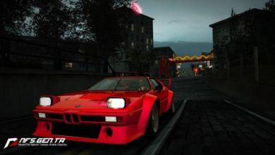 Photo of NFS World – BMW M1 Procar