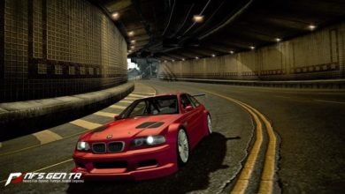 Photo of NFS World – BMW M3 GTR (E46)