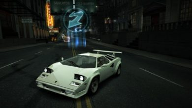 Photo of NFS World – Lamborghini Countach 5000QV