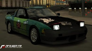 Photo of NFS World – Nissan 180SX Type-X