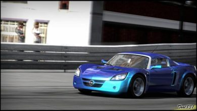 Photo of Opel Speedster 04 (Shift)