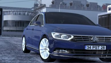 Photo of ETS2 / ATS – Volkswagen Passat / Arteon Araba Modu (1.38)