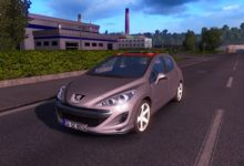 Photo of ETS2 – Peugeot 308 2010 Model Araba Modu