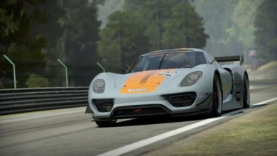 Photo of Porsche 918 RSR Concept (Shift 2)
