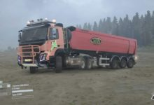 Photo of Spintires Mudrunner – Volvo FMX Kamyon Modu V1