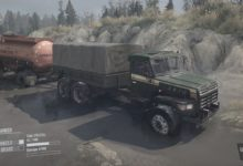 Photo of Spintires Mudrunner – Voron D53233 Kamyon Modu V30.06.20
