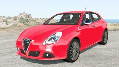 Photo of BeamNG – Alfa Romeo Giulietta (940) 2013 Model Araba Modu