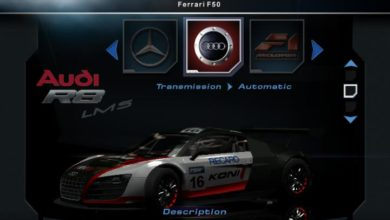 Photo of Audi R8 LMS (HP2)