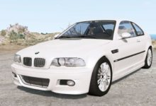 Photo of BeamNG – BMW M3 coupe (E46) 2001 Model Araba Modu