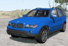 Photo of BeamNG – BMW X5 (E53) 2002 Model Araba Modu