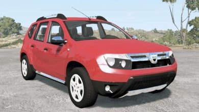 Photo of BeamNG – Dacia Duster 2010 Model Araba Modu