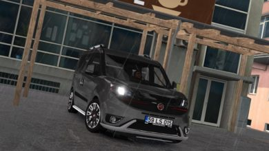 Photo of ETS2 / ATS – Fiat Doblo D4 Araba Modu (1.38)