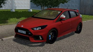Photo of CCD 1.5.9 – Ford Focus RS 2017 Model Araba Modu