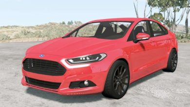 Photo of BeamNG – Ford Mondeo 2015 Model Araba Modu V1.1
